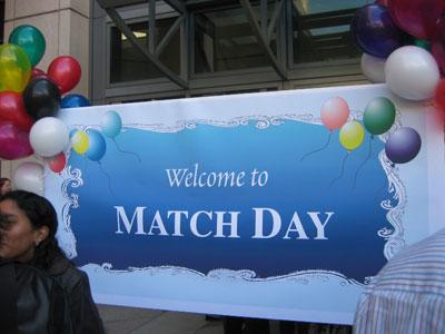 Match Day!