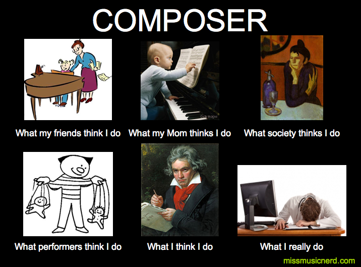 Composer meme MMN friday nerdy music links what i really do! miss music nerd