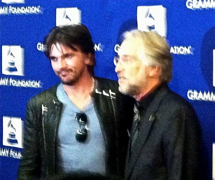 Juanes & Neil Portnow