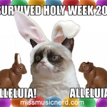 I Survived HW 2013