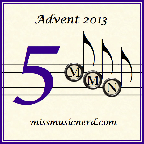 Advent Day 5