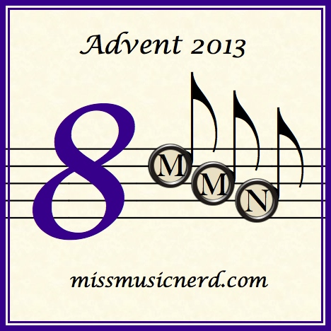 Advent Day 8