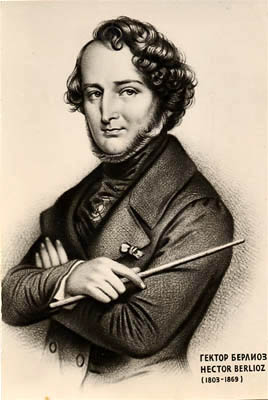 Berlioz young conductor