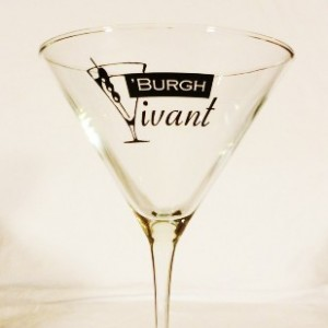 BurghVivantmartiniglass