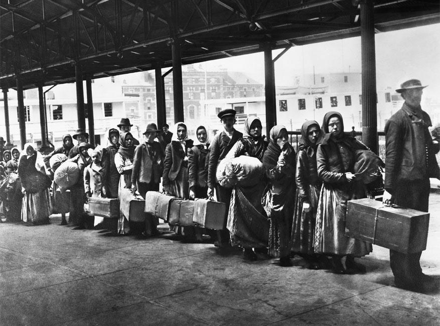 Ellis Island Line
