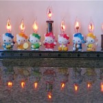 Urgent Hello Kitty Menorah Update!