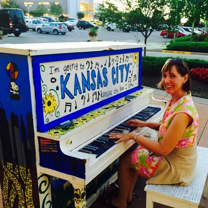 Kansas City public piano