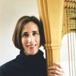 Harpist Sarah Schuster Ericsson Wants to Play More Notes!