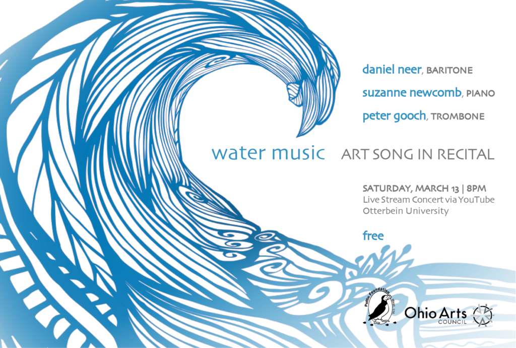 Water Music - Daniel Neer in recital media